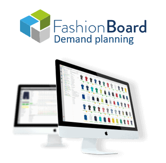 Demand planning and forecasting software FashionBoard