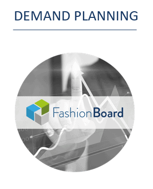 Logo for FashionBoard - Demand Planning software to simplify forecasting for fashion companies