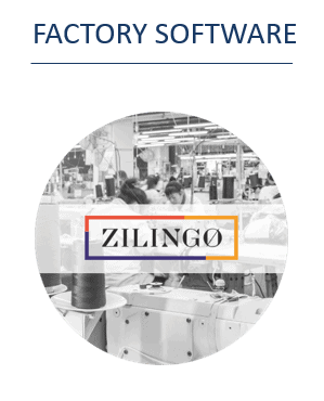 logo for Zilingo factory software
